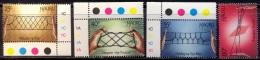 NAURU - CHILDREN STRING GAMES - **MNH - 1987 - Infanzia & Giovinezza