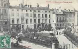 Bourg (Ain) - Le Square De La Place Du Greffe - Edition B. Ferrand - Bourg-en-Bresse