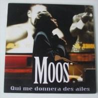 Moos °°° Qui Me Donn,era Des Ailes         CD Single 2 Titres - Musik & Instrumente