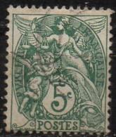 PIA - FRANCE ; 1900-24 : Tipo Blanc  -  (Yv 111) - 1900-29 Blanc