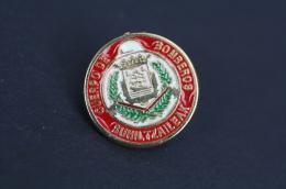 Cuerpo De Bomberos Suhiltzaileak - Spanish Firefighter  - Pin Badge - Bomberos