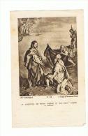 TROIS - PONTS - Souvenir De La Mission De 1930 - Abbé Dethier, Curé De La Paroisse (b139) - Images Religieuses