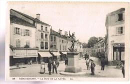 REMIREMONT . La Rue De La Xavée . - Remiremont
