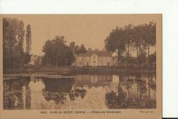 FR1856    ---   FORET DE BERCE  ( Sarthe )   --  L `ETANG DE GRAMMONT - Ohne Zuordnung