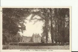 FR1857    ---   AVOISE  ( Sarthe )   --  LE CHATEAU DE PESCHESEUL - Ohne Zuordnung