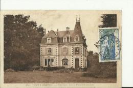 FR1859    ---   TUFFE  ( Sarthe )   --   CHATEAU DE LA CHAPERONNIERE - Tuffe
