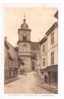 SAINT - DIE . Clocher De La Cathédrale . - Saint Die