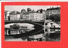 69 LYON Cpsm Le Pont La Feuillée       Edit Lloyd - Otros