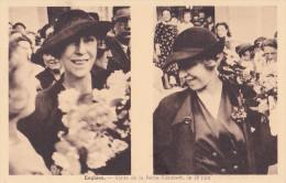 ENGHIEN : Visite De La Reine Elisabeth Le 18 Juin - Enghien - Edingen
