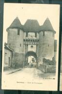 N°4  - Levroux - Porte De Champagne    Fax76 - France
