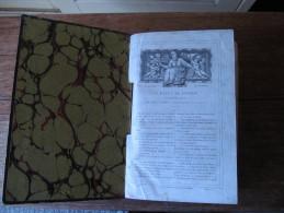 MAGASIN D�EDUCATION ET DE RECREATION HETZEL 1886, Volumes  XLIII et XLIV, Jules VERNE, CASTEYRAS, ill. Becker, Benett...