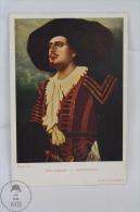 Old Italian Theater - Opera Postcard - Don Carlos - L. Montesanto - Edizioni Artistiche Alberani - Arts