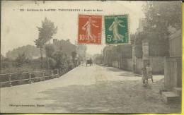 TRENTEMOULT        ROUTE DE  REZE - Francia