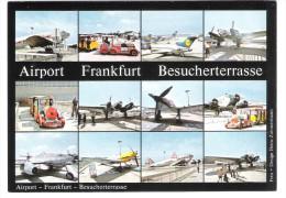 Germany - Frankfurt / Main - Aerodrom - Airport - Flughafen - Aeropuerto - Avion - Airplane - Plane - Flugzeug - Aerodrome