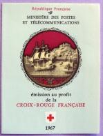 France Carnet Croix Rouge Française 1967; YT 2016 NEUF TBE --MULTIPLES PHOTOS - Red Cross
