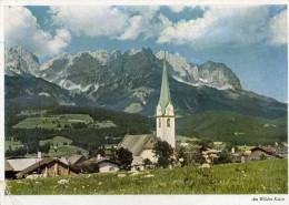 ELLMAU - TIROL - ÖSTERREICH - SCHÖNE ANSICHTKARTE. - Österreich