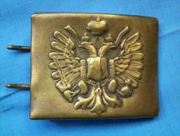 Boucle De Ceinturon Autrichienne WW1 - 1914-18