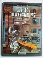 Bilal, La Ville Qui N'existait Pas, En EO Edition Dargaud,  En TBE - Bilal