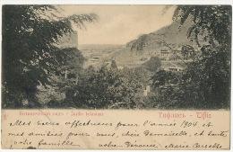 Tiflis Tbilissi Jardin Botanique  P. Used Taxe - Géorgie