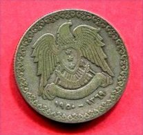 SYRIE 1 LIVRE  1950 TB  8 - Syrie