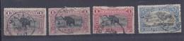 22 + 3X Le 26 Oblitérés - 1894-1923 Mols: Oblitérés