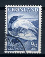 1967 - GROENLANDIA - GREENLAND - GRONLAND - Catg Mi. 68 - Used - (T/AE27022015....) - Greenland
