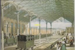 Ironbridge George Museum Trust  Euton Station In 1837 - London Suburbs