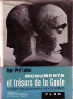Monuments  Et Trésors De La Gaule, Henri-Paul Eydoux - Historique
