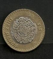 MEXICO 10 Pesos 2014 - Mexique