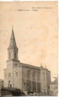 42. Regny. Eglise - France