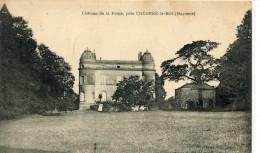 CPA 53 CHATEAU DE LA FORGE PRES CHEMERE LE ROI 1922 - Other Municipalities