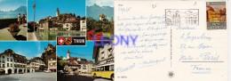CPM   De SUISSE - THUN   Vues Diverses 1975 - TRAMWAY - BE Bern