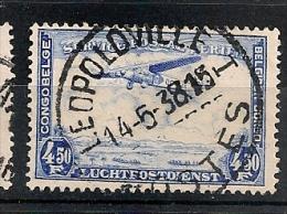 CONGO BELGE PA11 LEOPOLDVILLE - Belgian Congo