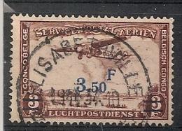 CONGO BELGE PA17 ELISABETHVILLE - Belgian Congo