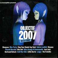Les Inrockuptibles Objectif 2007 Volume 1 - Hit-Compilations