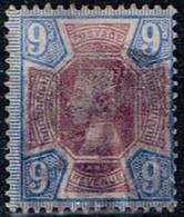 Grande-Bretagne - 1887 - Y&T N° 101, Oblitéré - 1840-1901 (Regina Victoria)