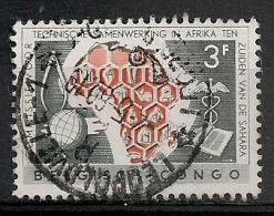 CONGO BELGE 366 LEOPOLDVILLE - Belgisch-Kongo
