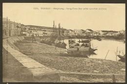 TONKIN HaÏphong Song-Tom-Bac (Dieulefils) - Viêt-Nam