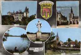 63  MONTEL DE GELAT - Frankreich