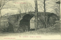 31 Haute Garonne AUTERIVE Ruines Du Vieux Pont Voyagée - Autres Communes