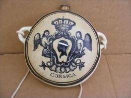 Gourde Ancienne Corsica, Corse - Autres