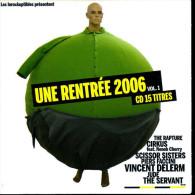 Les Inrockuptibles Une Rentrée 2006 Volume 1 - Hit-Compilations