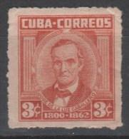 N° 696A O  SC 1961-1969  José De La Luz Caballero - Usados