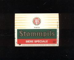 Etiquette De Bière  Yutz  -  Stammpils  -  Union Des Brasseries  Paris  (75) - Bier