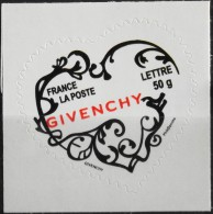 FRANCE 2007 - AUTOADHESIF - Le Coeur De Givenchy  N° 103 - 1 Timbres NEUF** - Parfait état - - France