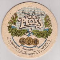 Rauh & Ploss Privatbrauerei Selb , Brautradition - Beer Mats