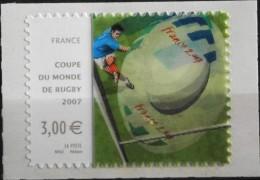 FR. 2007 - AUTOADHESIF - Coupe Du Monde De Rugby 2007  N° 128 - 1 Timbres NEUF** - Parfait état - - Sellos Autoadhesivos