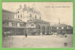 DIJON  La Gare Dijon-Ville - Dijon