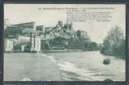 - CPA 34 - Béziers, La Cathédrale Saint-Nazaire - Beziers