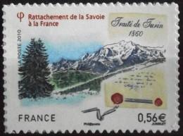 FRANCE 2010 - AUTOADHESIF - Rattachement De La Savoie à La France  N° 415 - 1 Timbres NEUF** - Parfait état - - France